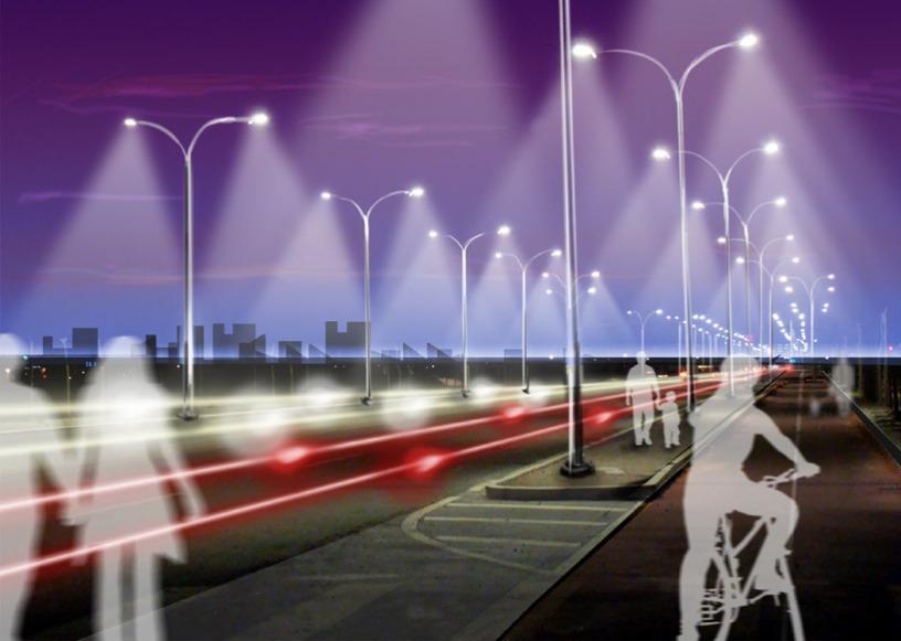 Smarter Cities Smart Street Lighting Vividcomm