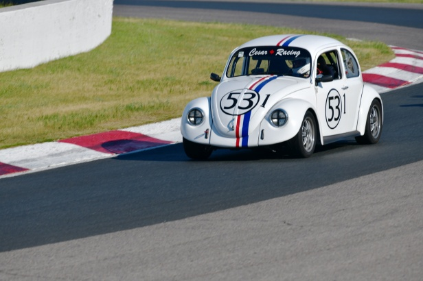Herbie - The Love Bug Racing