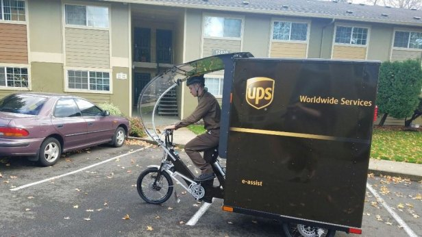 e-Trike+Portland