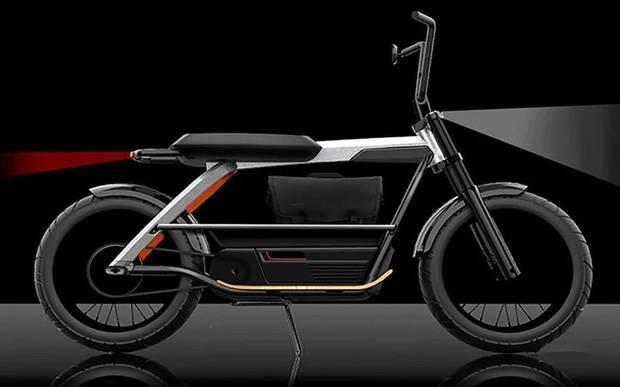 Harley e-bike