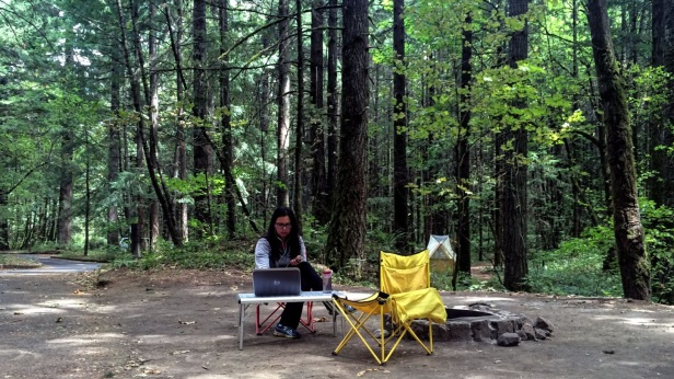 Internet Camping
